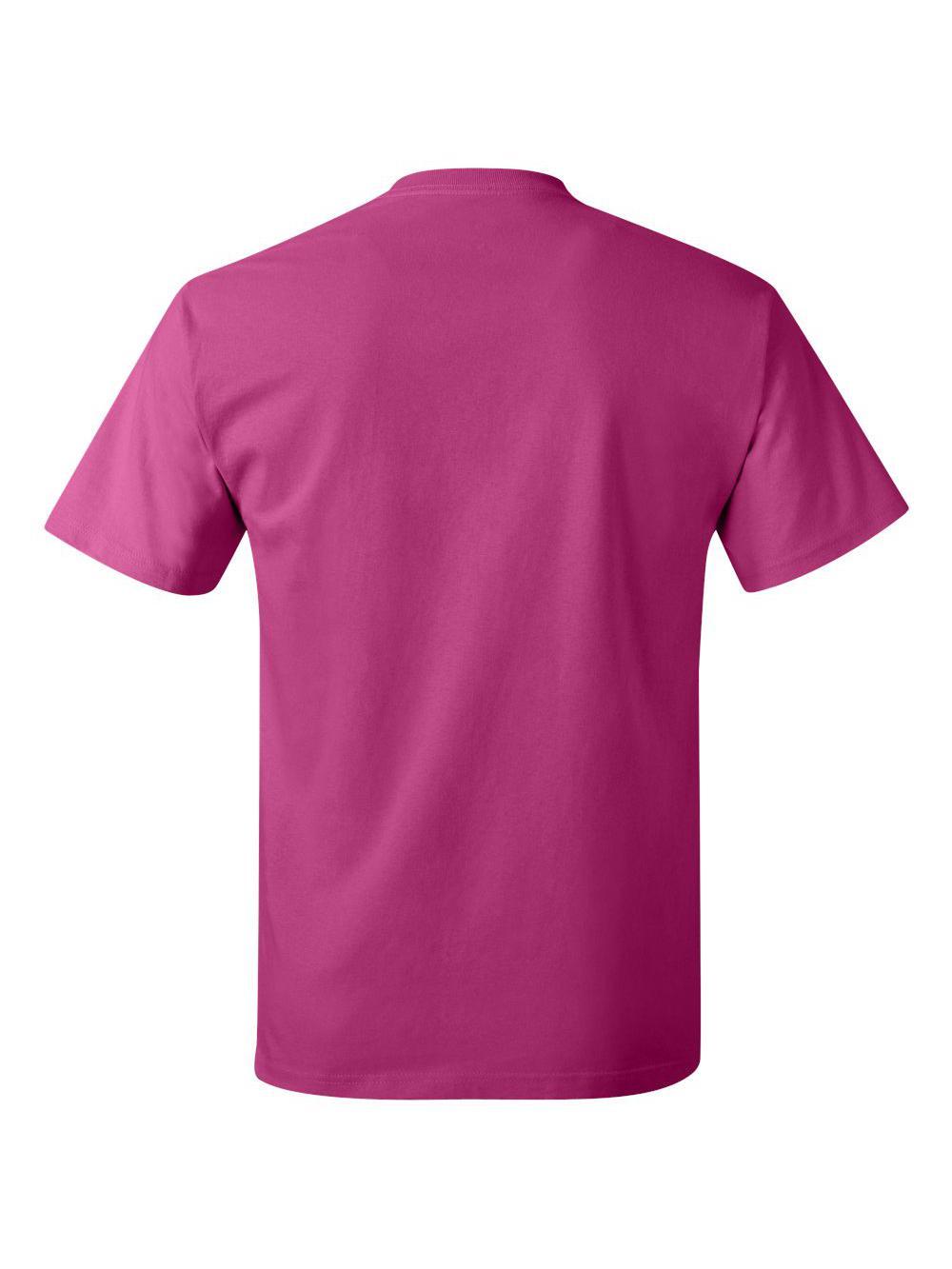 Hanes-Tagless-T-Shirt-5250 thumbnail 130