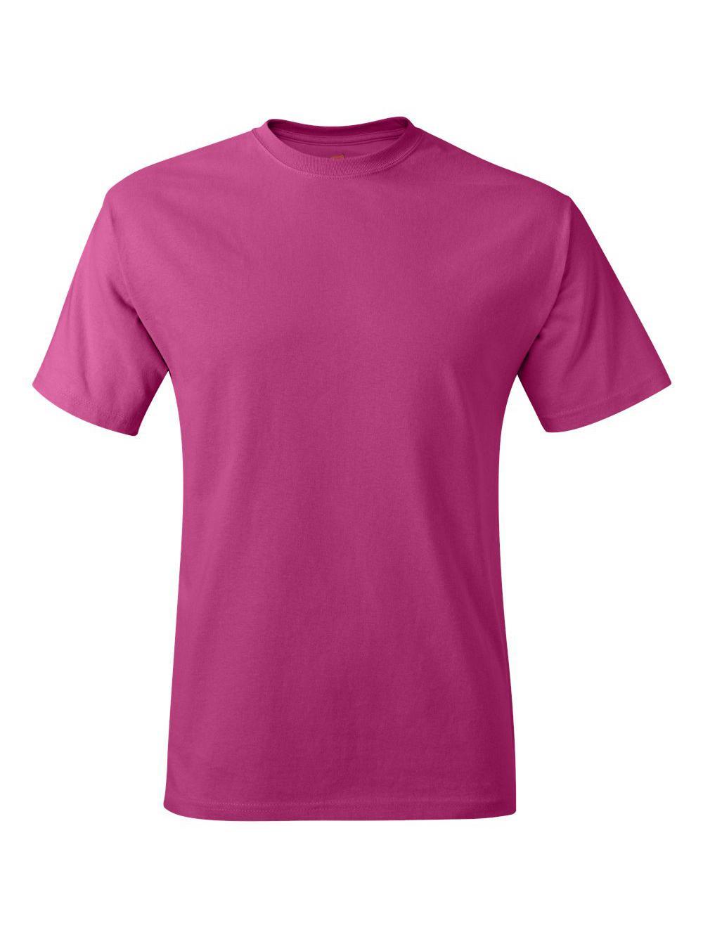 Hanes-Tagless-T-Shirt-5250 thumbnail 129