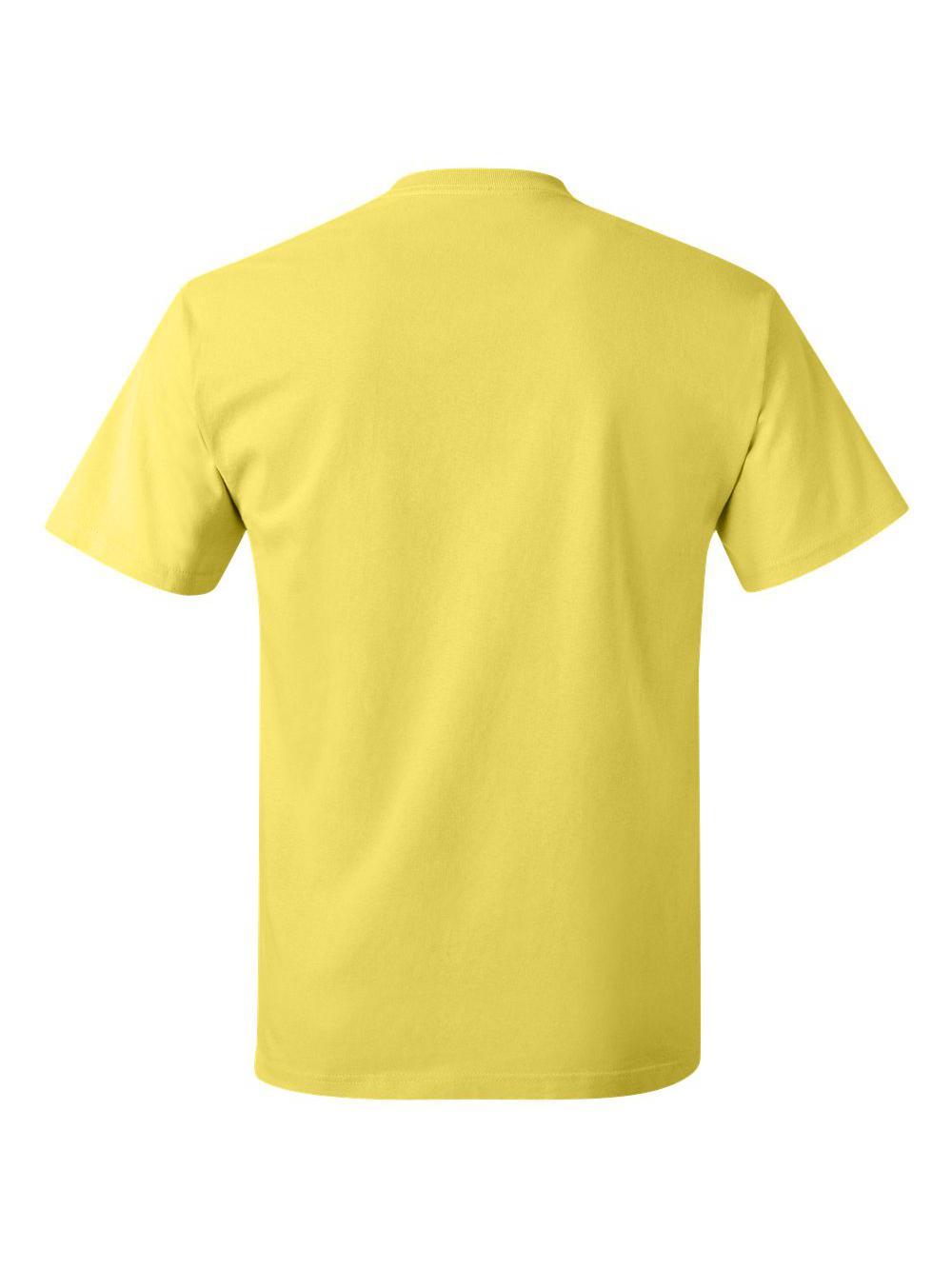 Hanes-Tagless-T-Shirt-5250 thumbnail 133