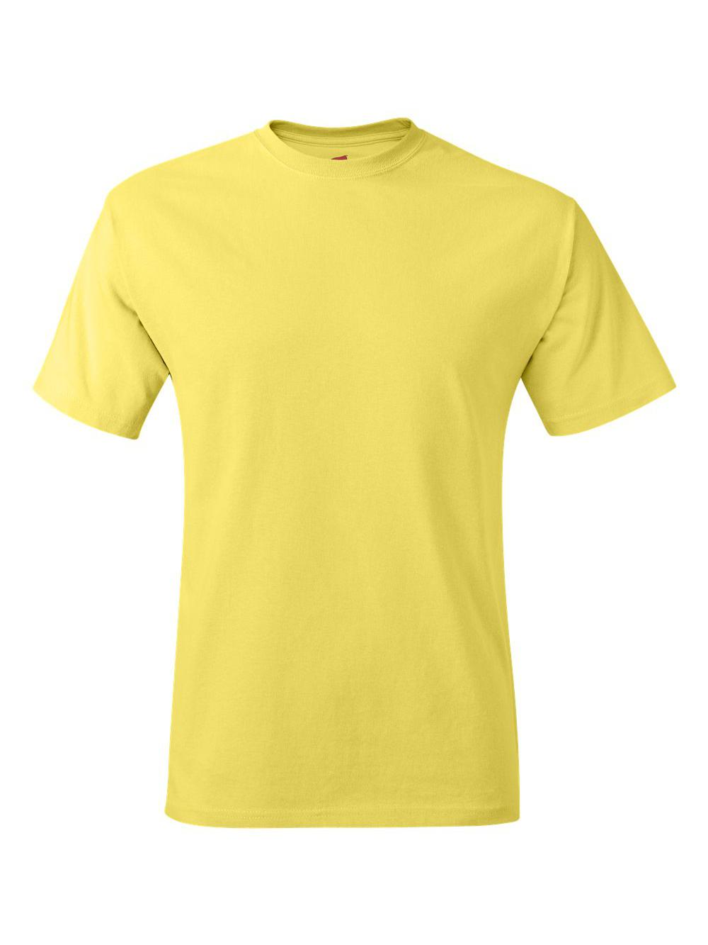 Hanes-Tagless-T-Shirt-5250 thumbnail 132