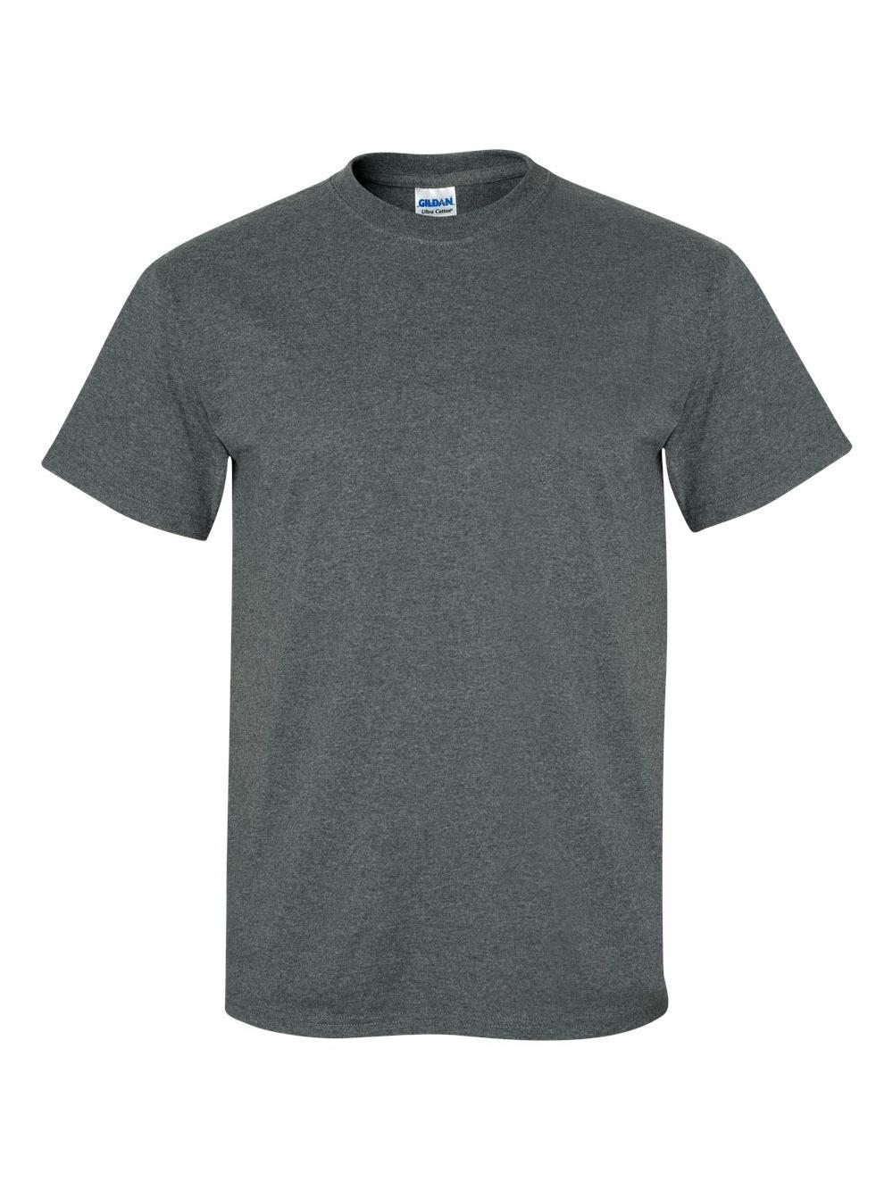 Gildan-Ultra-Cotton-T-Shirt-2000 thumbnail 42