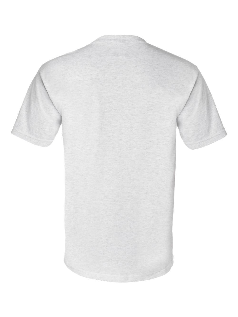 Bayside-Union-Made-Short-Sleeve-T-Shirt-with-a-Pocket-3015 thumbnail 4