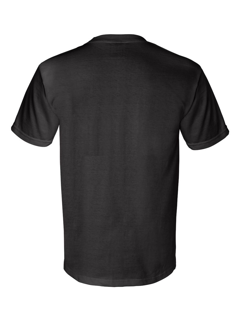 Bayside-Union-Made-Short-Sleeve-T-Shirt-with-a-Pocket-3015 thumbnail 7