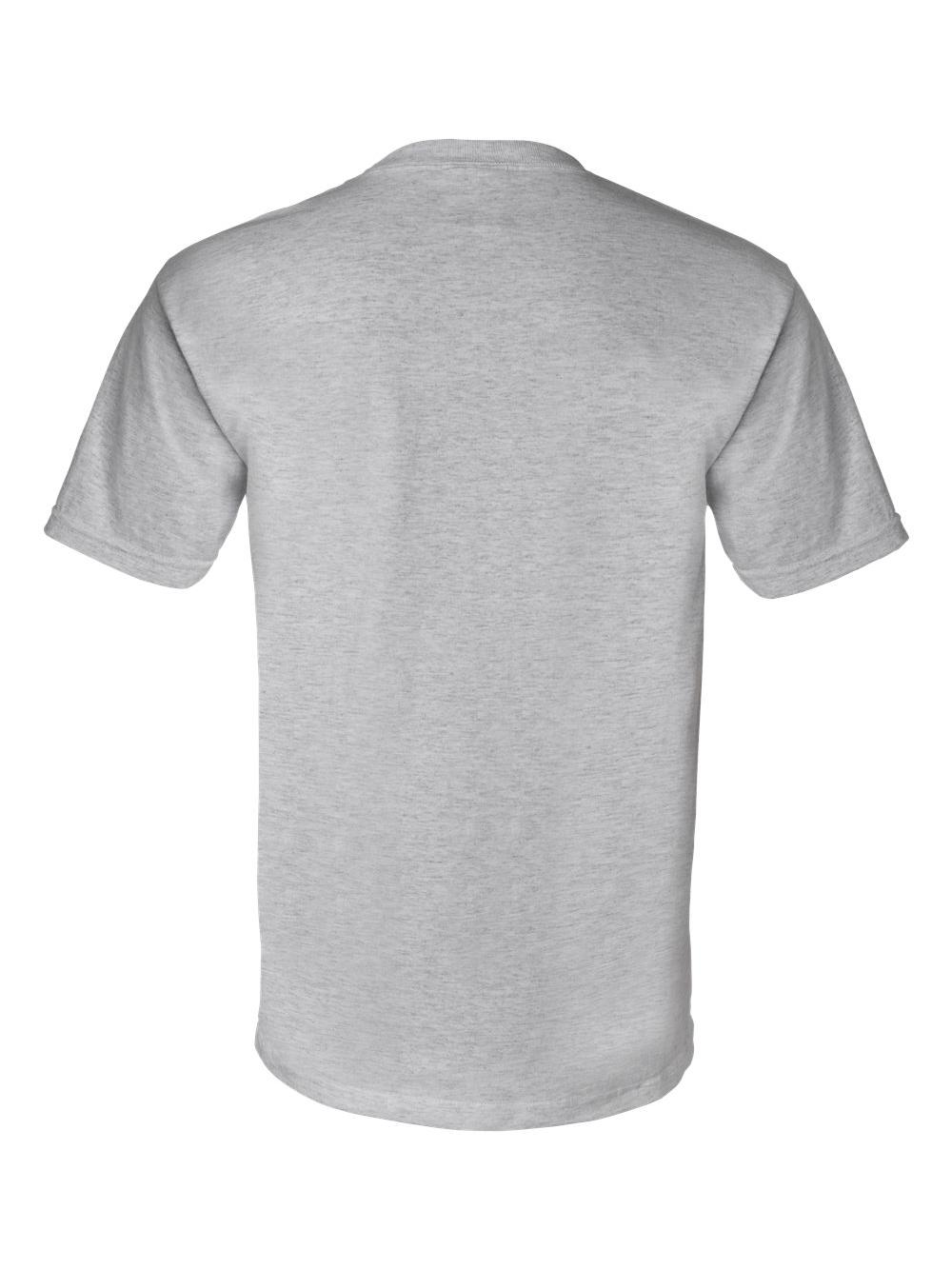 Bayside-Union-Made-Short-Sleeve-T-Shirt-with-a-Pocket-3015 thumbnail 13