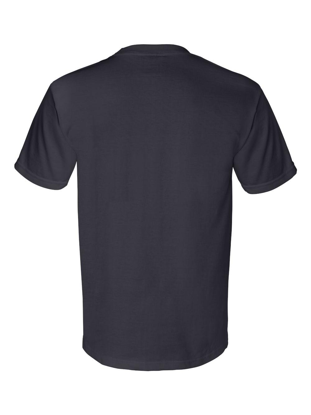 Bayside-Union-Made-Short-Sleeve-T-Shirt-with-a-Pocket-3015 thumbnail 19