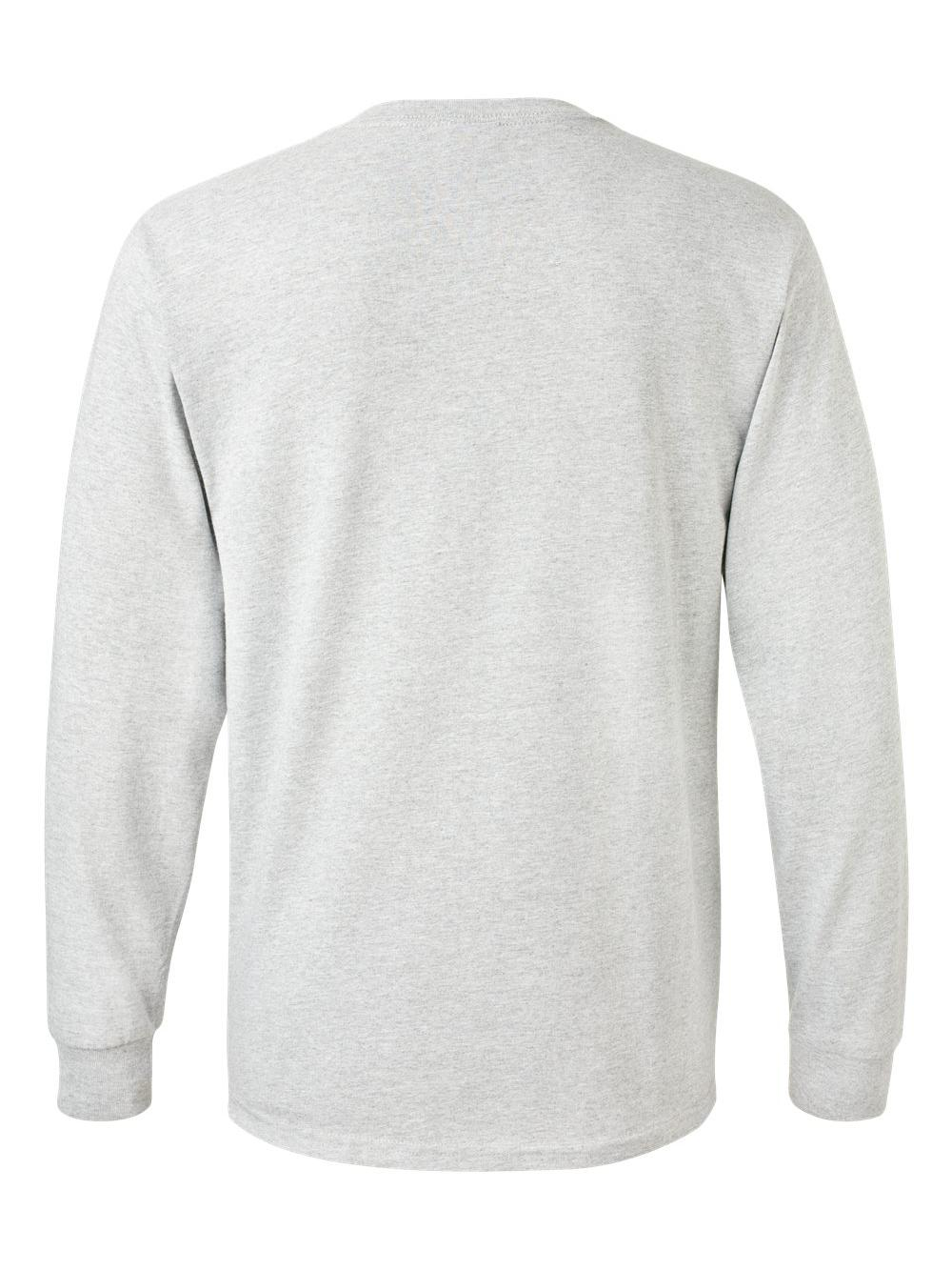 Fruit-of-the-Loom-HD-Cotton-Long-Sleeve-T-Shirt-4930R thumbnail 4