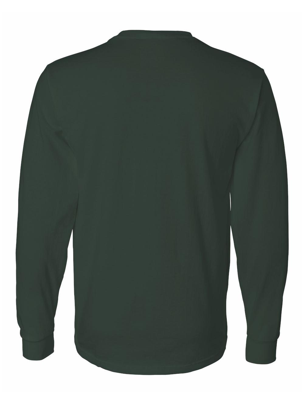 Fruit-of-the-Loom-HD-Cotton-Long-Sleeve-T-Shirt-4930R thumbnail 34