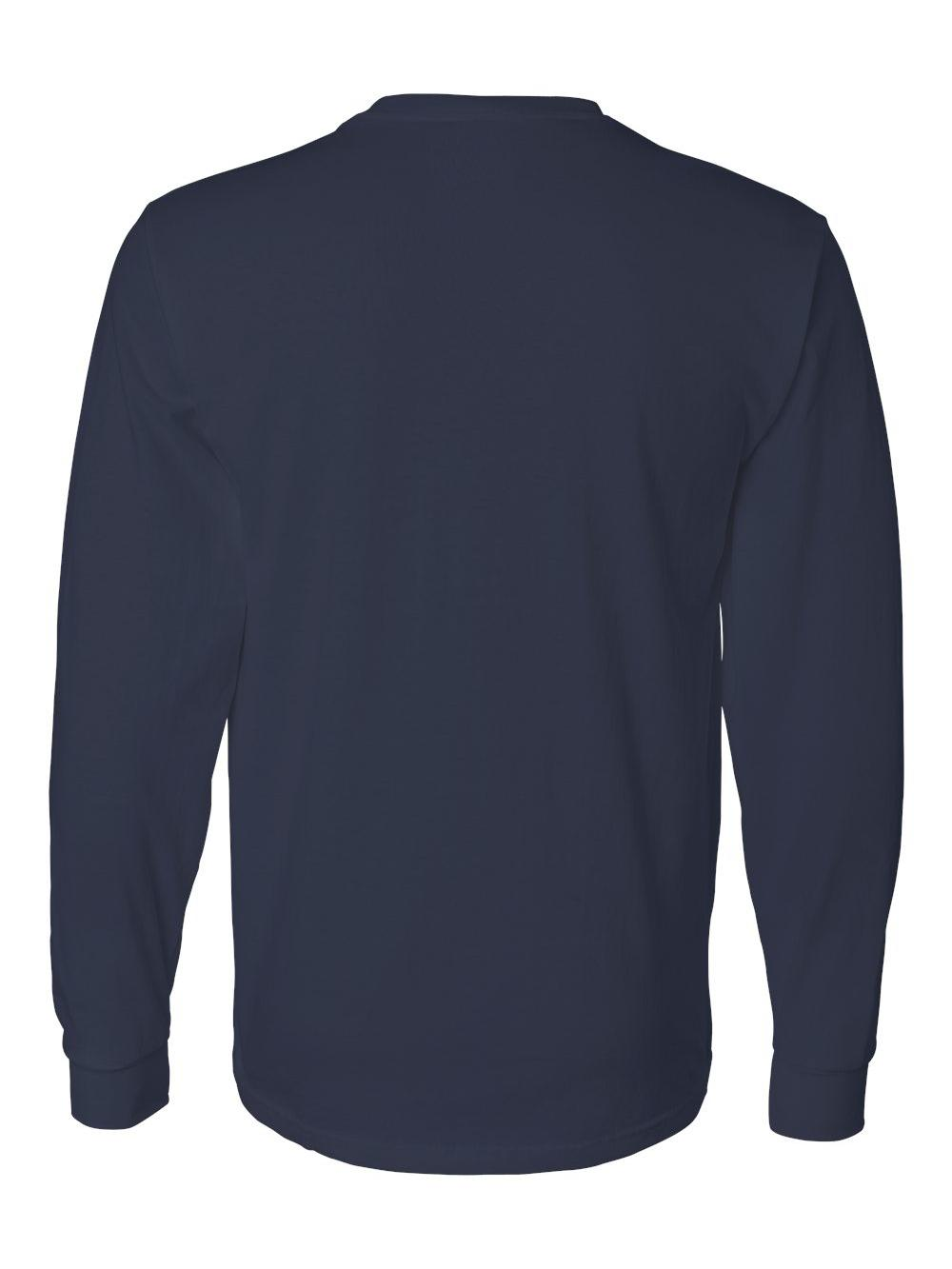 Fruit-of-the-Loom-HD-Cotton-Long-Sleeve-T-Shirt-4930R thumbnail 37