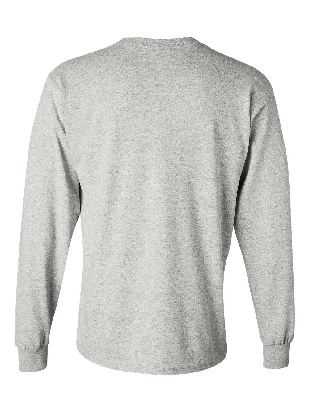 Gildan-Heavy-Cotton-Long-Sleeve-T-Shirt-5400 thumbnail 4