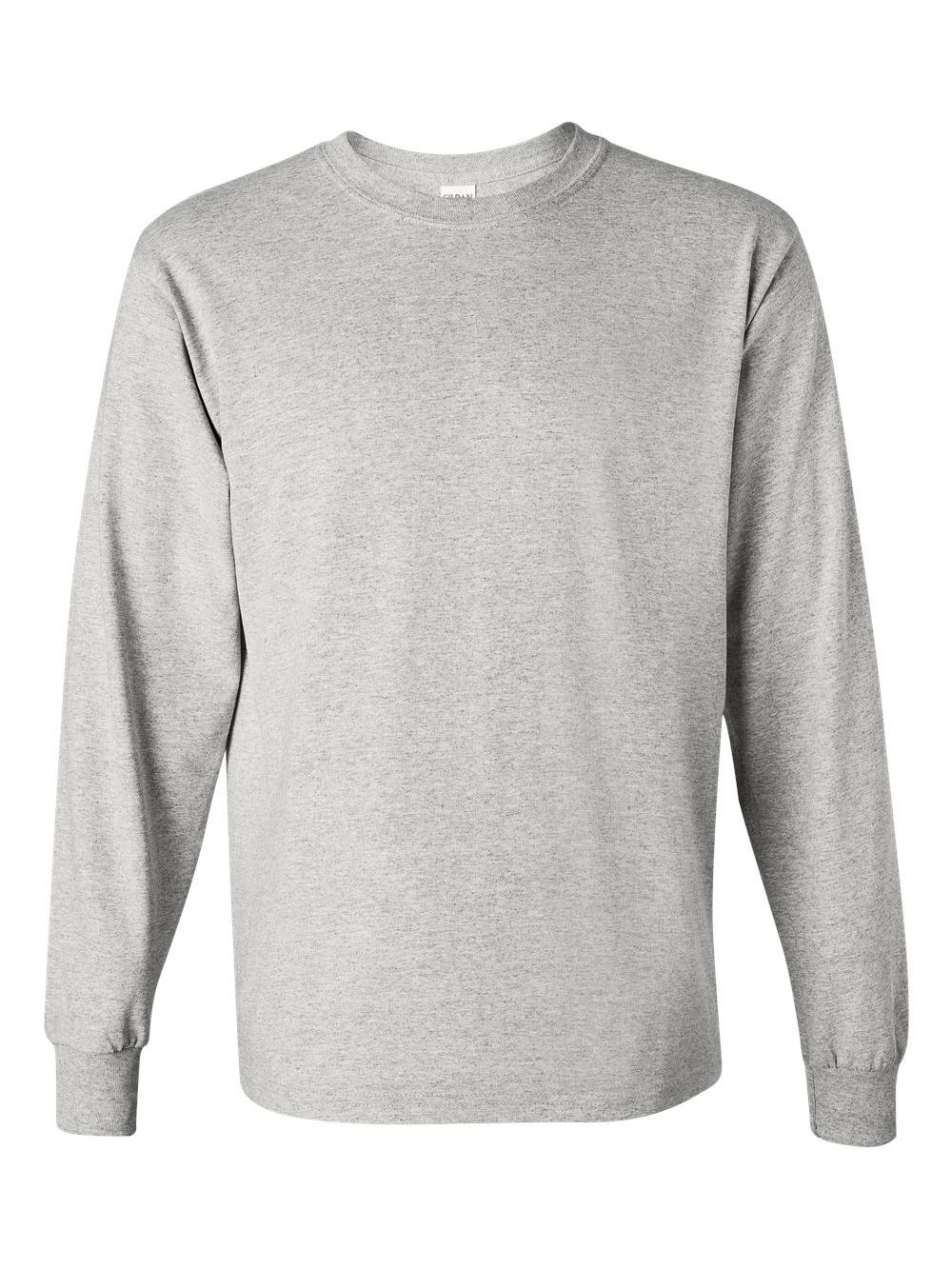 Gildan-Heavy-Cotton-Long-Sleeve-T-Shirt-5400 thumbnail 3