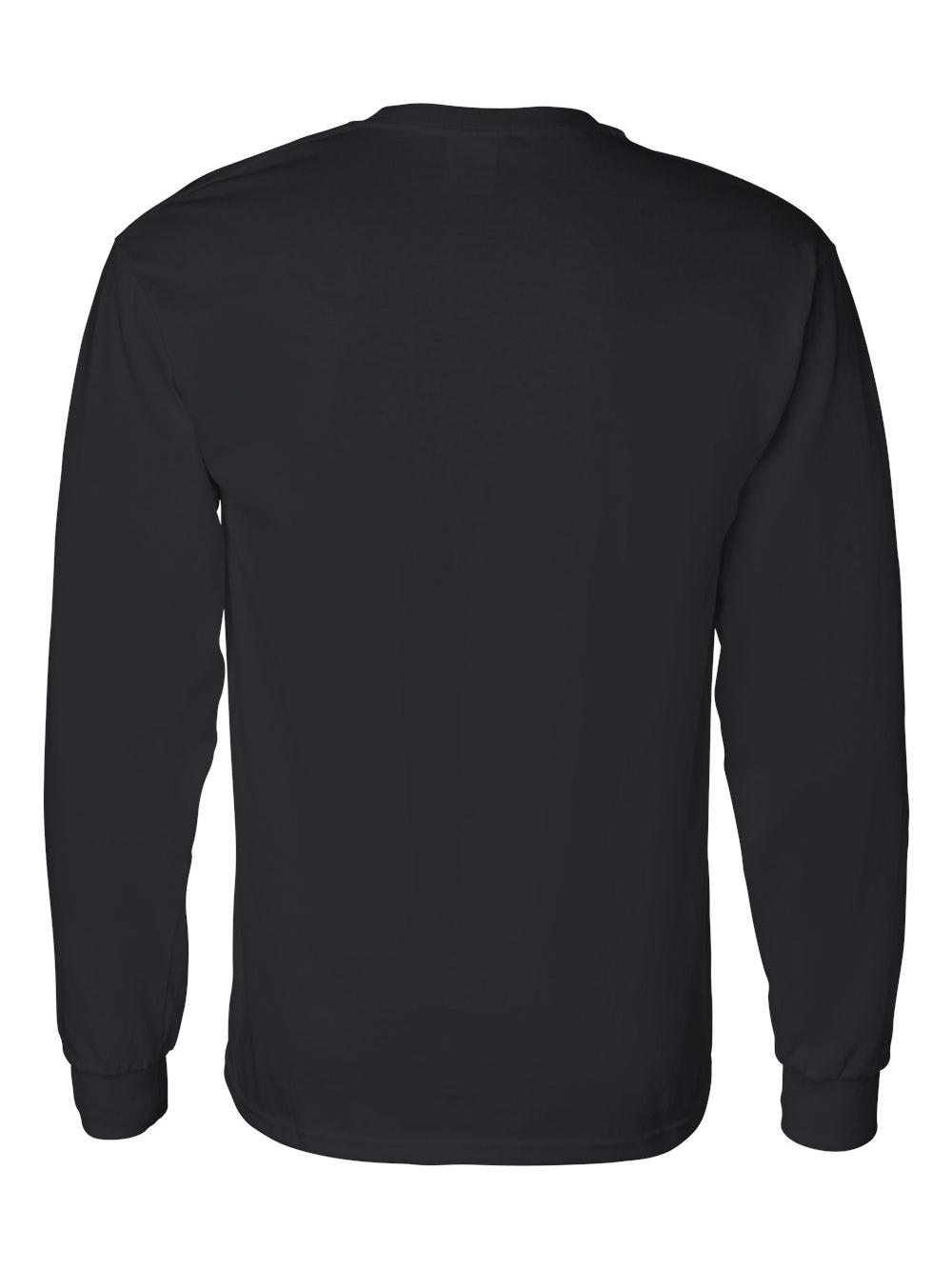 Gildan-Heavy-Cotton-Long-Sleeve-T-Shirt-5400 thumbnail 7