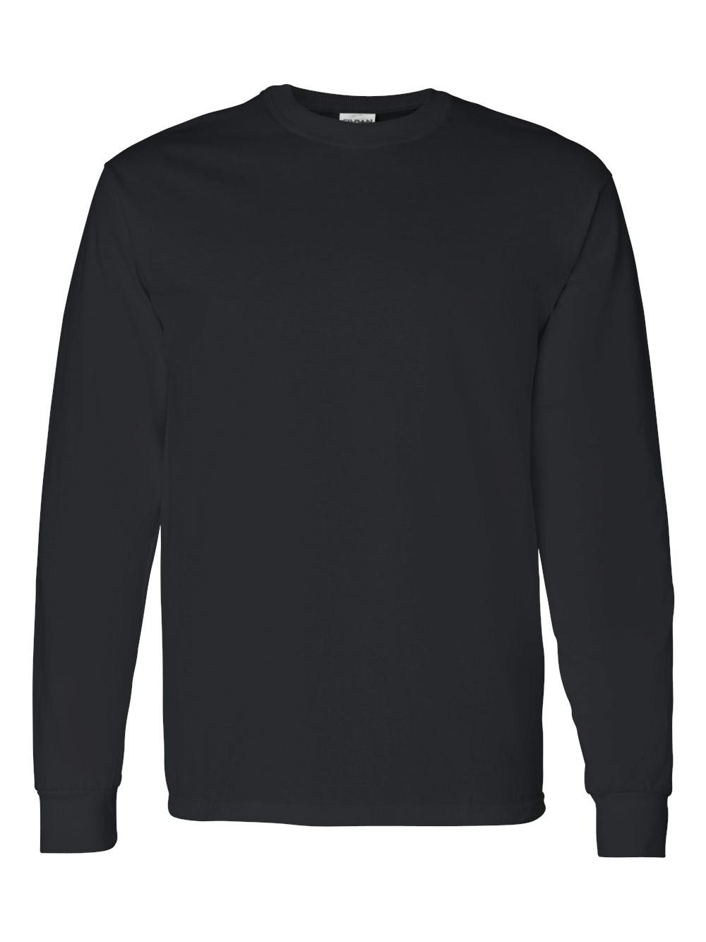 Gildan-Heavy-Cotton-Long-Sleeve-T-Shirt-5400 thumbnail 6
