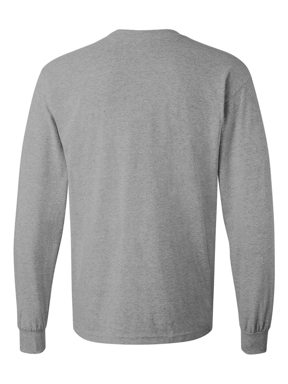 Gildan-Heavy-Cotton-Long-Sleeve-T-Shirt-5400 thumbnail 52
