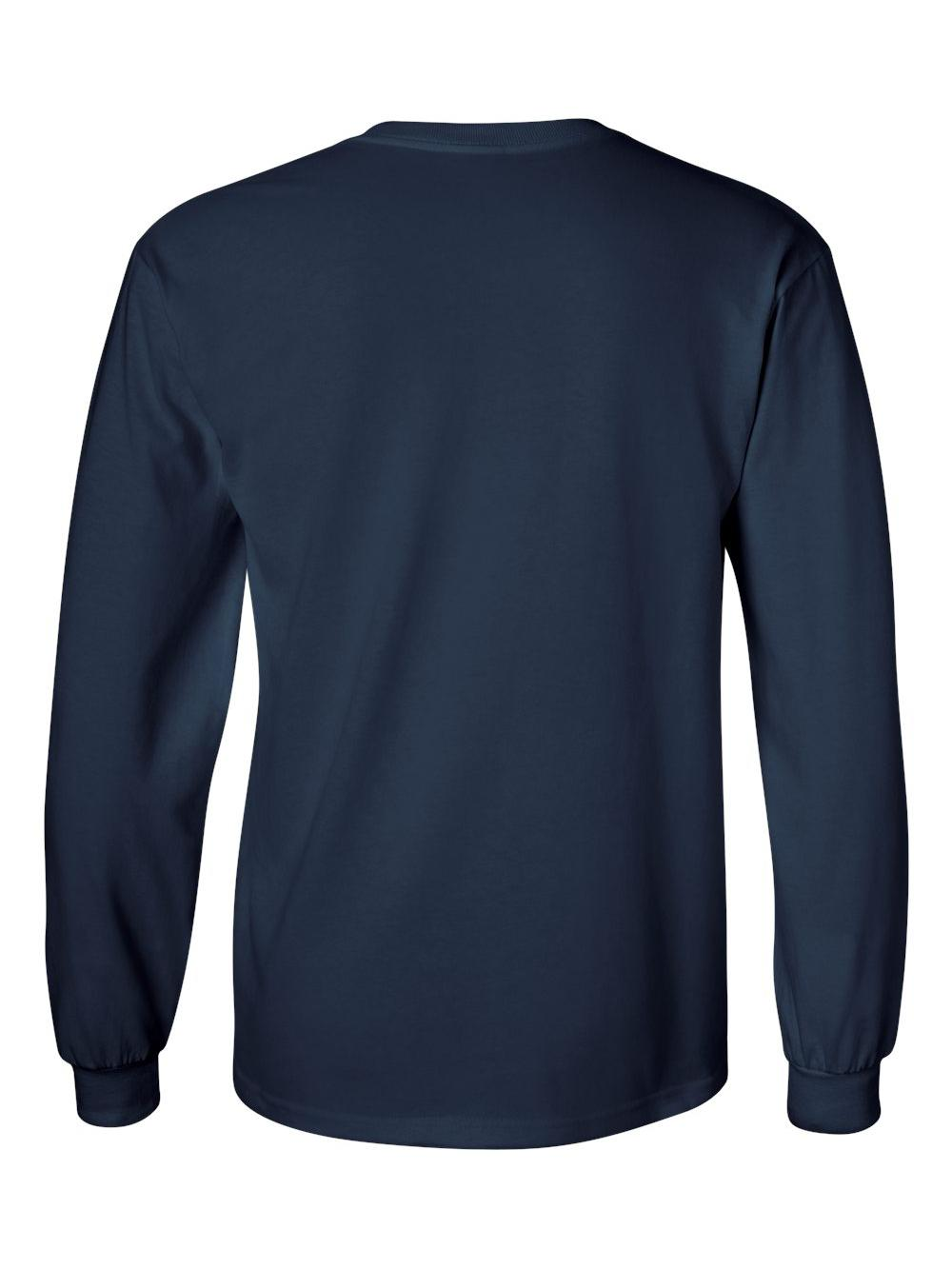 Gildan-Ultra-Cotton-Long-Sleeve-T-Shirt-2400 thumbnail 52