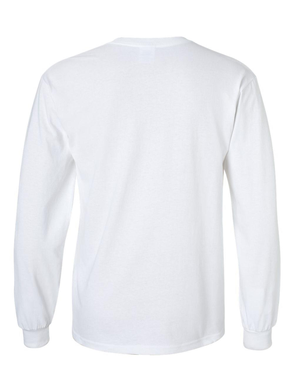 Gildan-Ultra-Cotton-Long-Sleeve-T-Shirt-2400 thumbnail 85