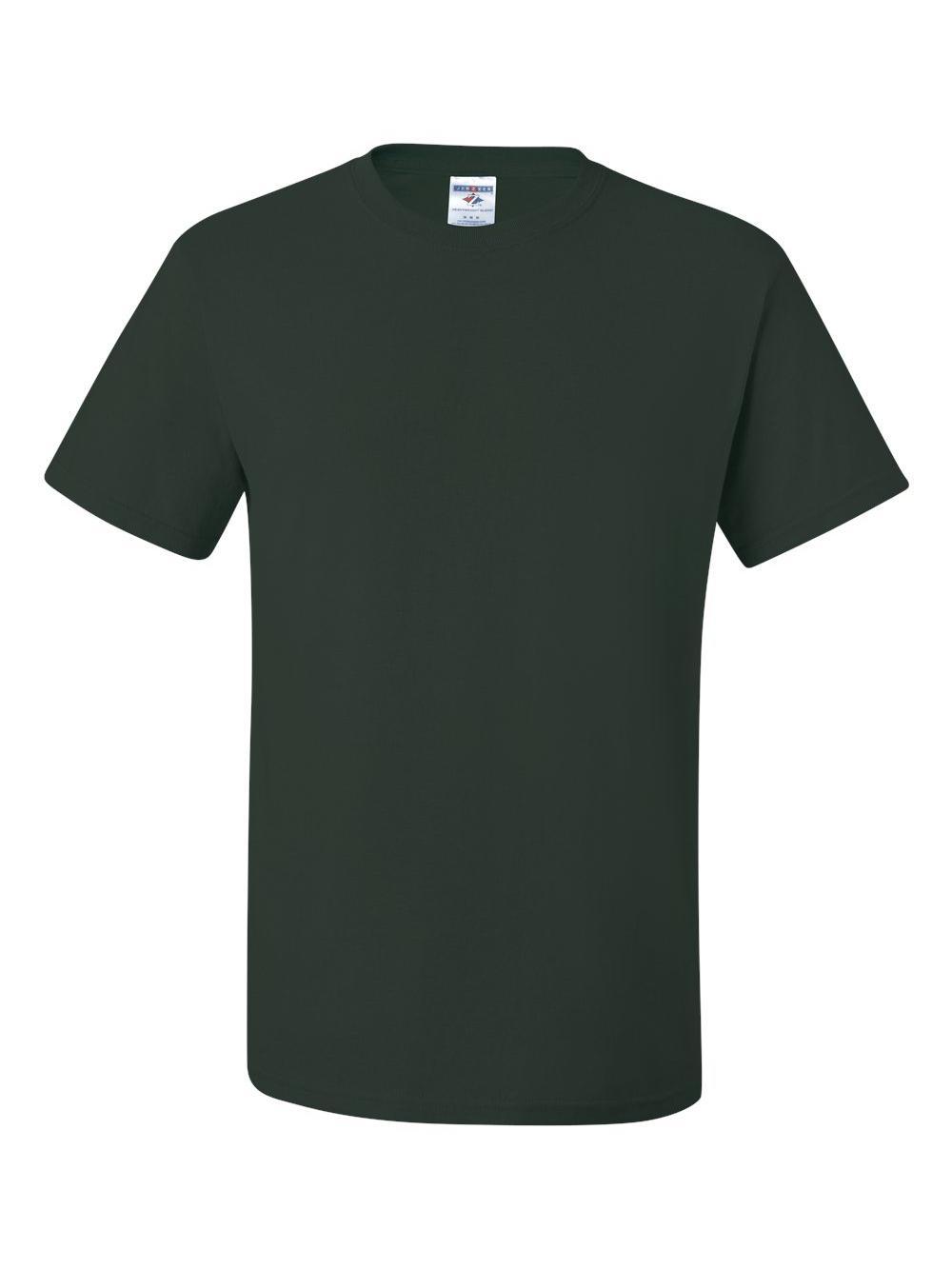 Jerzees-Dri-Power-50-50-T-Shirt-29MR thumbnail 54