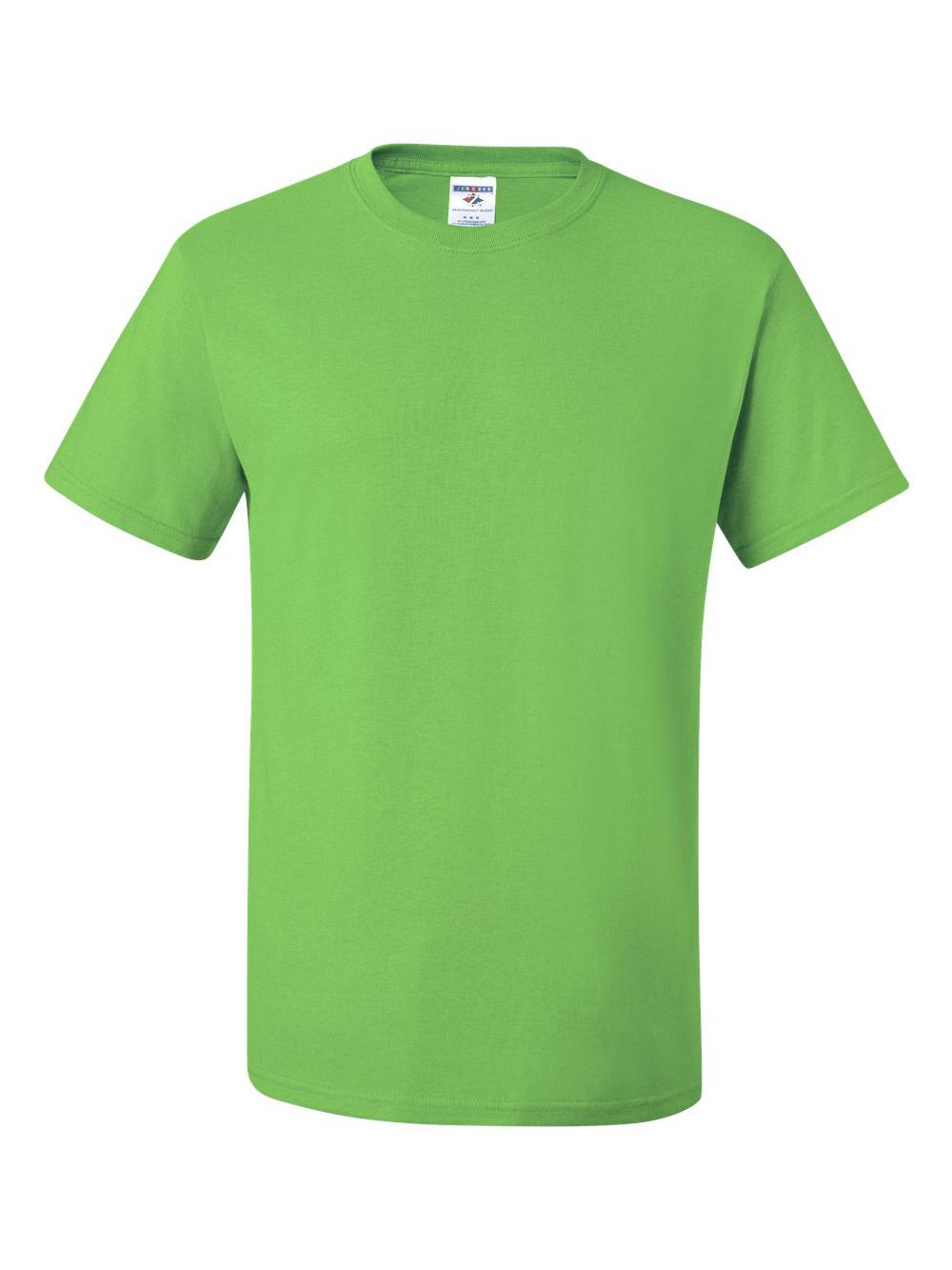Jerzees-Dri-Power-50-50-T-Shirt-29MR thumbnail 78
