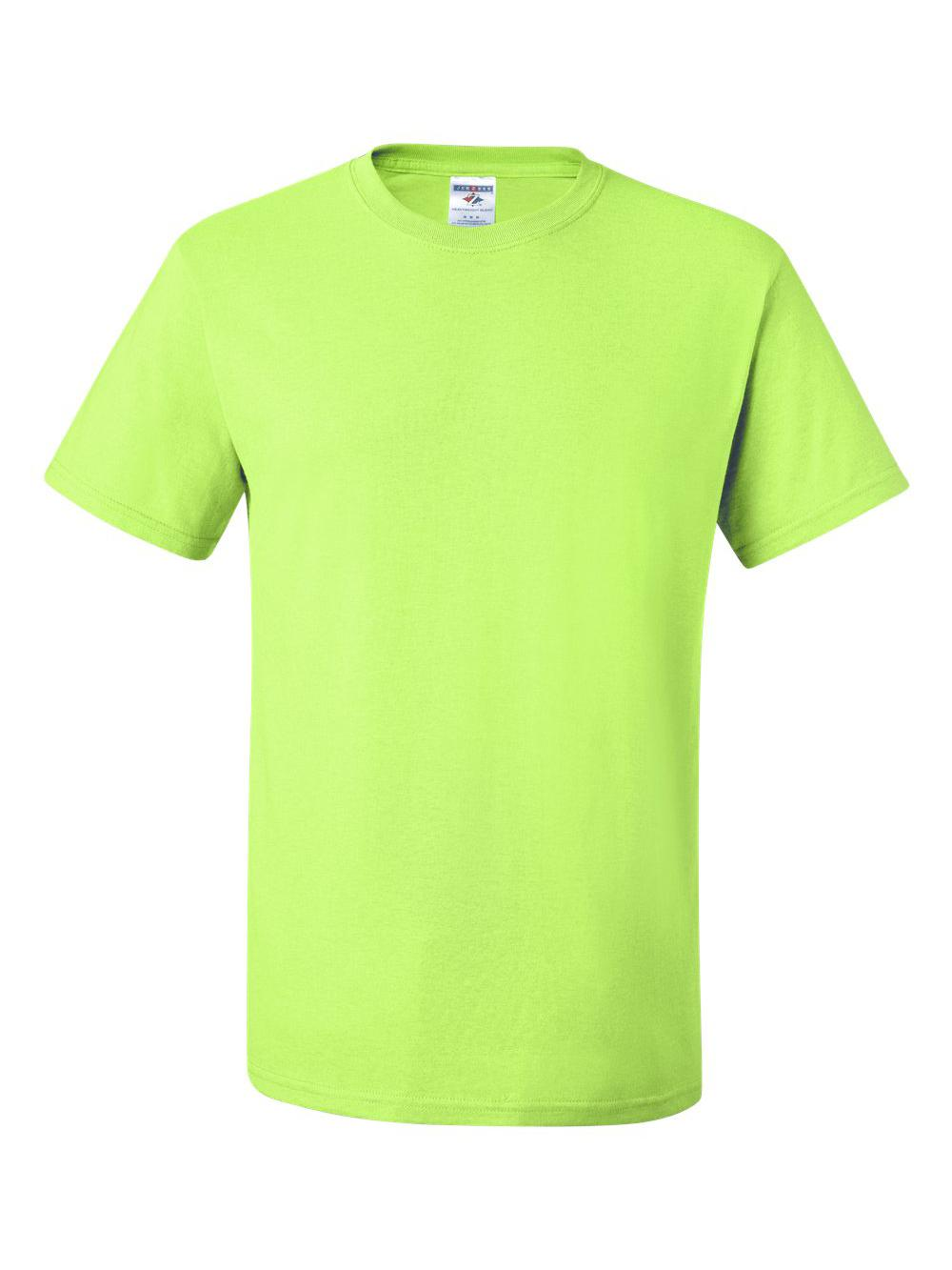 Jerzees-Dri-Power-50-50-T-Shirt-29MR thumbnail 105