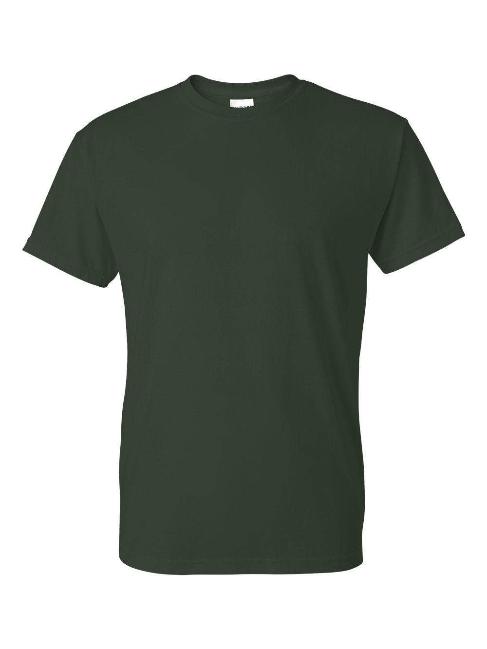 Gildan-DryBlend-50-50-T-Shirt-8000 thumbnail 24