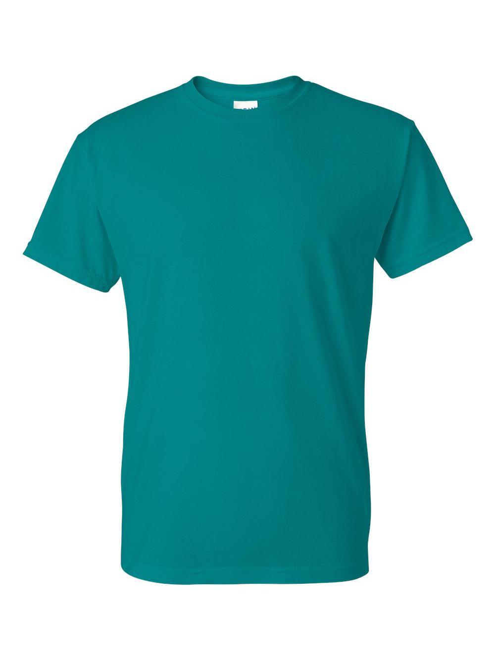 Gildan-DryBlend-50-50-T-Shirt-8000 thumbnail 51