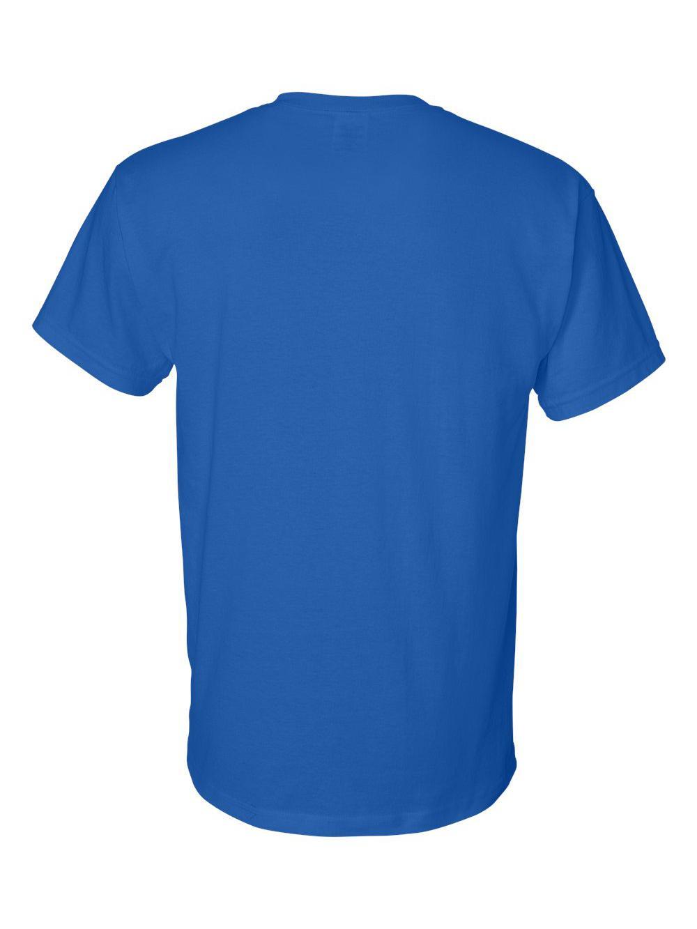 Gildan-DryBlend-50-50-T-Shirt-8000 thumbnail 85