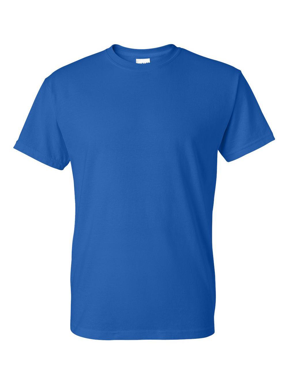 Gildan-DryBlend-50-50-T-Shirt-8000 thumbnail 84