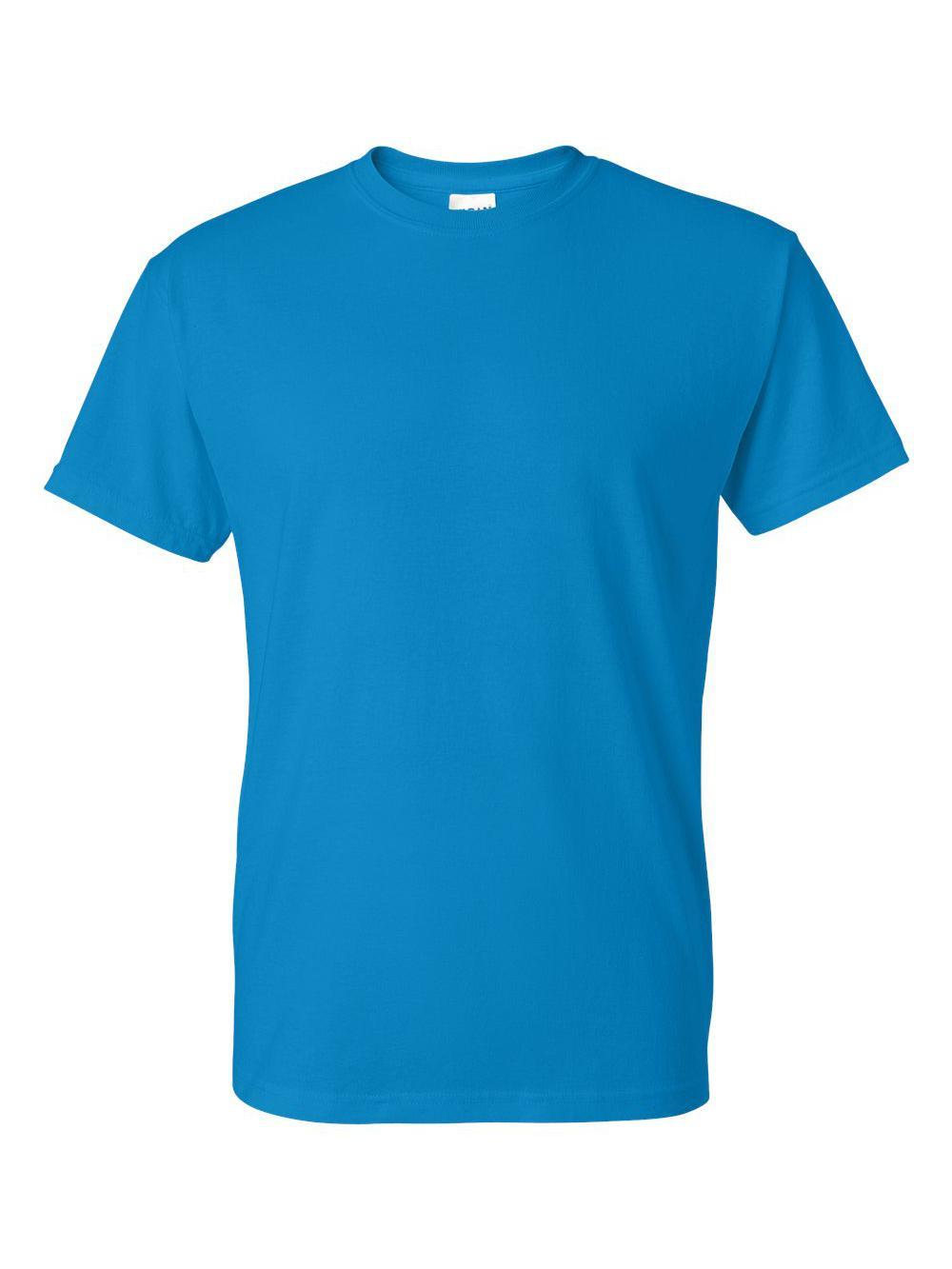 Gildan-DryBlend-50-50-T-Shirt-8000 thumbnail 96