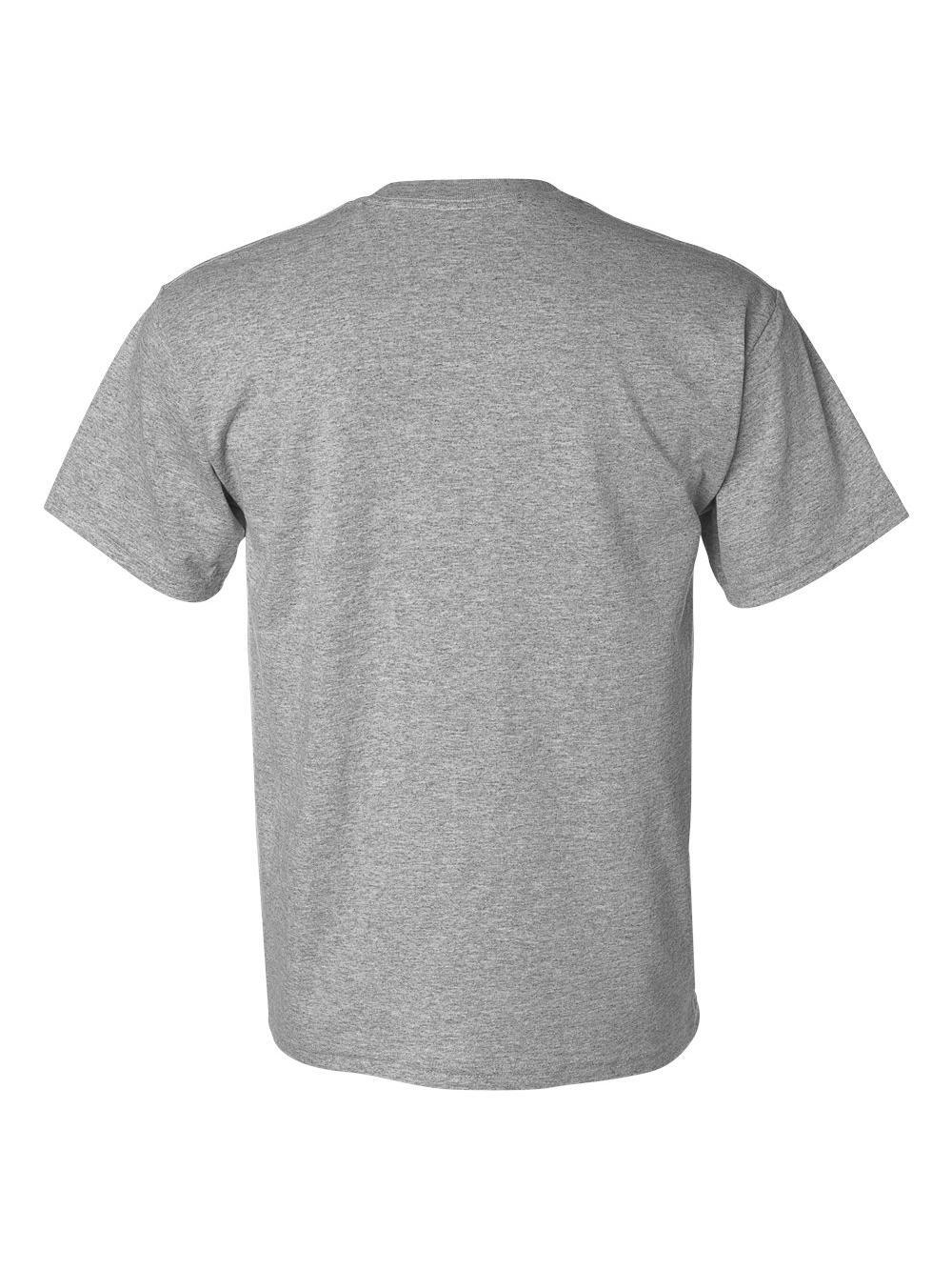 Gildan-DryBlend-50-50-T-Shirt-8000 thumbnail 109