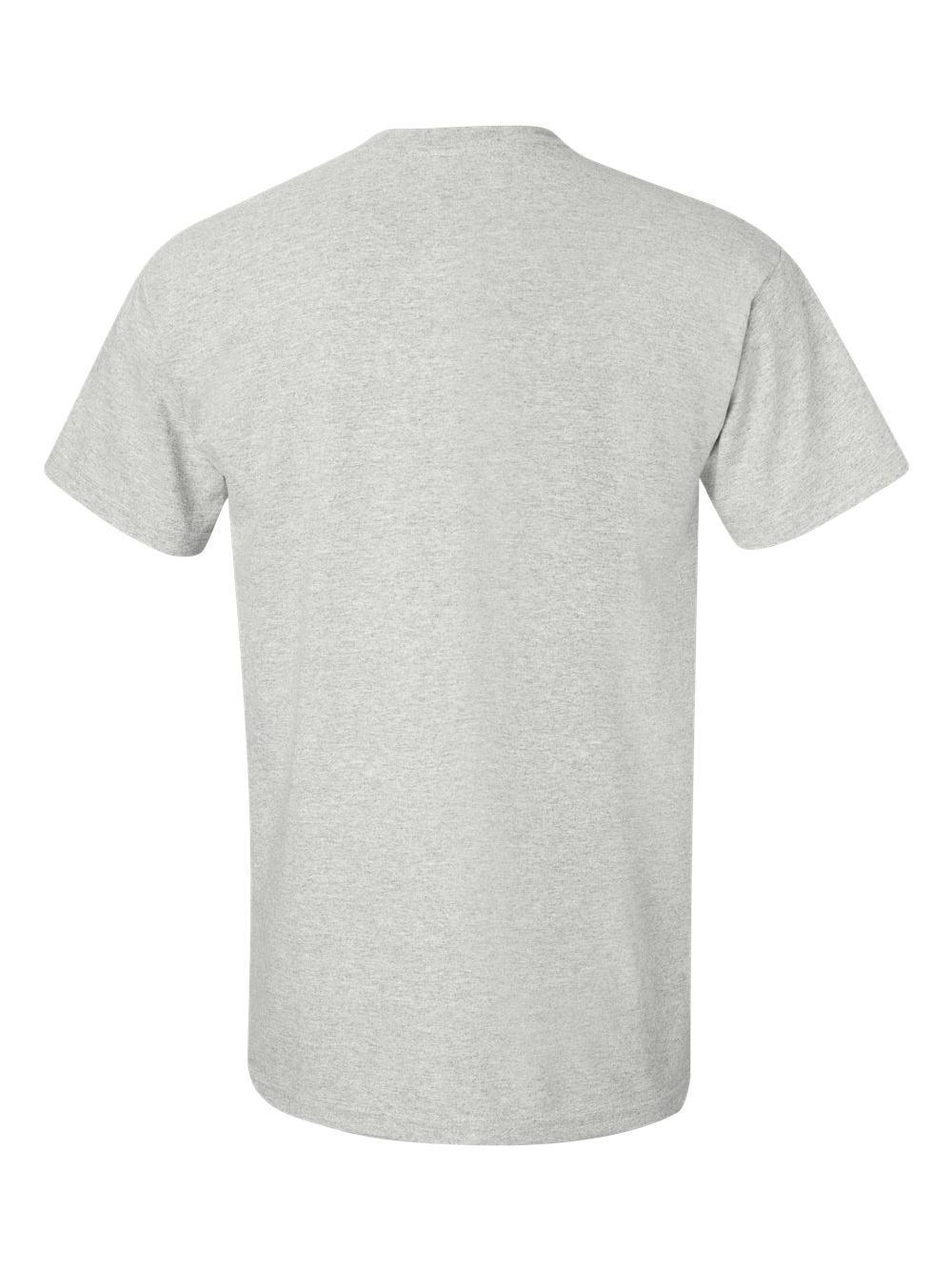 Gildan-Ultra-Cotton-T-Shirt-with-a-Pocket-2300 thumbnail 4