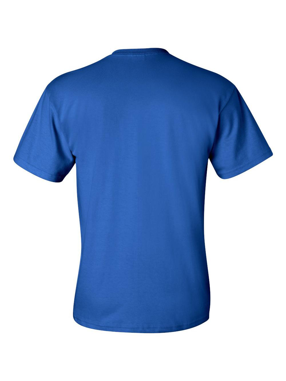 Gildan-Ultra-Cotton-T-Shirt-with-a-Pocket-2300 thumbnail 31