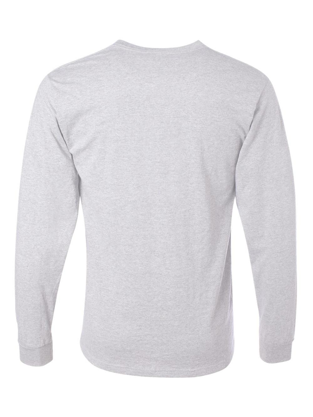 Jerzees-Dri-Power-Long-Sleeve-50-50-T-Shirt-29LSR thumbnail 4