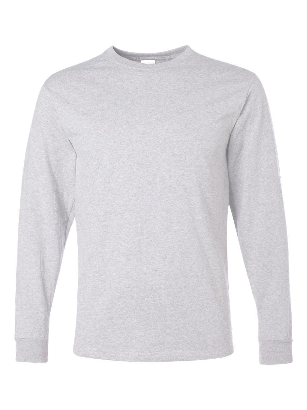 Jerzees-Dri-Power-Long-Sleeve-50-50-T-Shirt-29LSR thumbnail 3