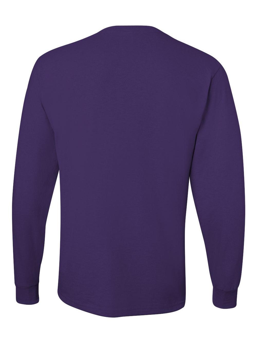 Jerzees-Dri-Power-Long-Sleeve-50-50-T-Shirt-29LSR thumbnail 34