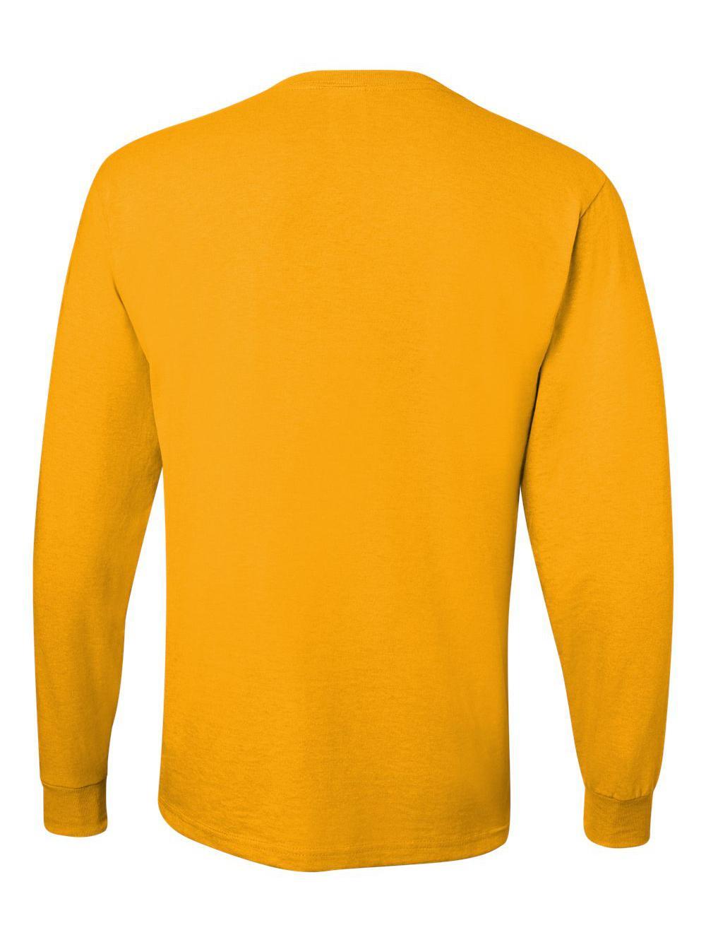 Jerzees-Dri-Power-Long-Sleeve-50-50-T-Shirt-29LSR thumbnail 40