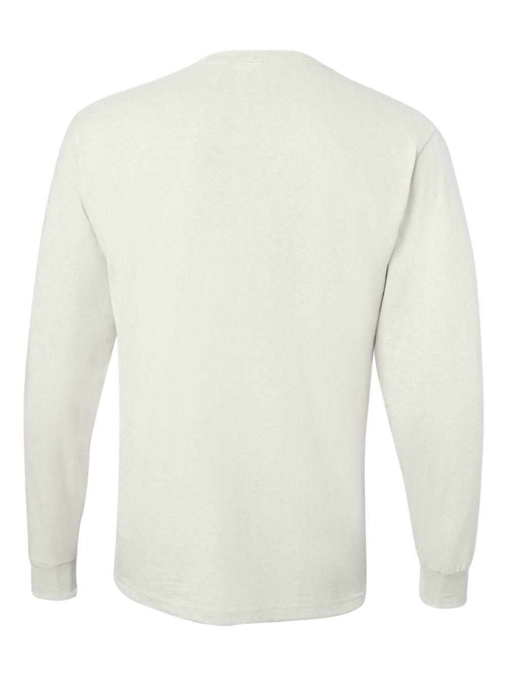 Jerzees-Dri-Power-Long-Sleeve-50-50-T-Shirt-29LSR thumbnail 91
