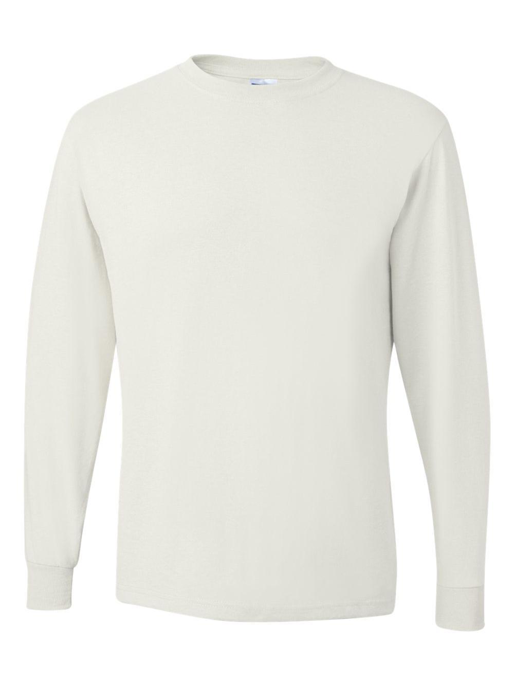 Jerzees-Dri-Power-Long-Sleeve-50-50-T-Shirt-29LSR thumbnail 90