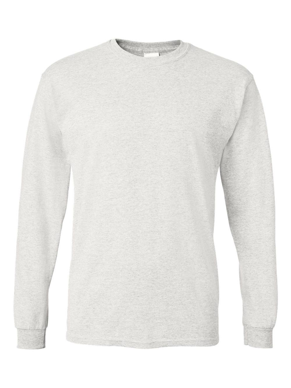 Gildan-DryBlend-50-50-Long-Sleeve-T-Shirt-8400 thumbnail 3