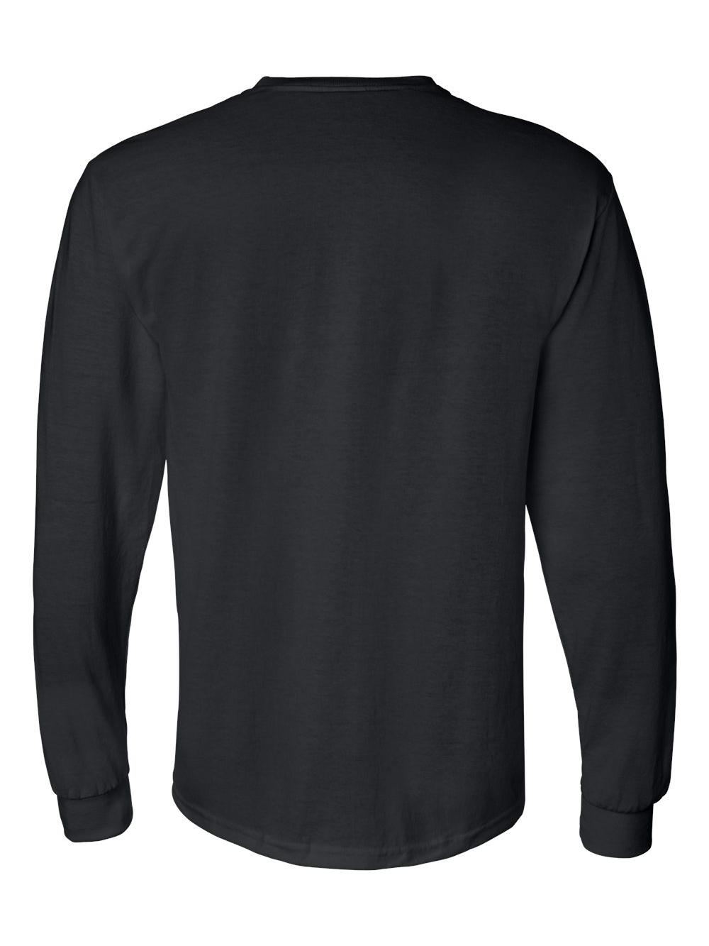 Gildan-DryBlend-50-50-Long-Sleeve-T-Shirt-8400 thumbnail 7