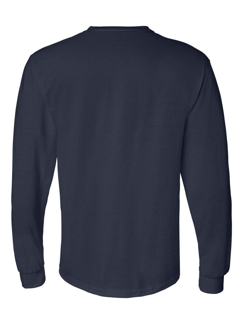 Gildan-DryBlend-50-50-Long-Sleeve-T-Shirt-8400 thumbnail 25