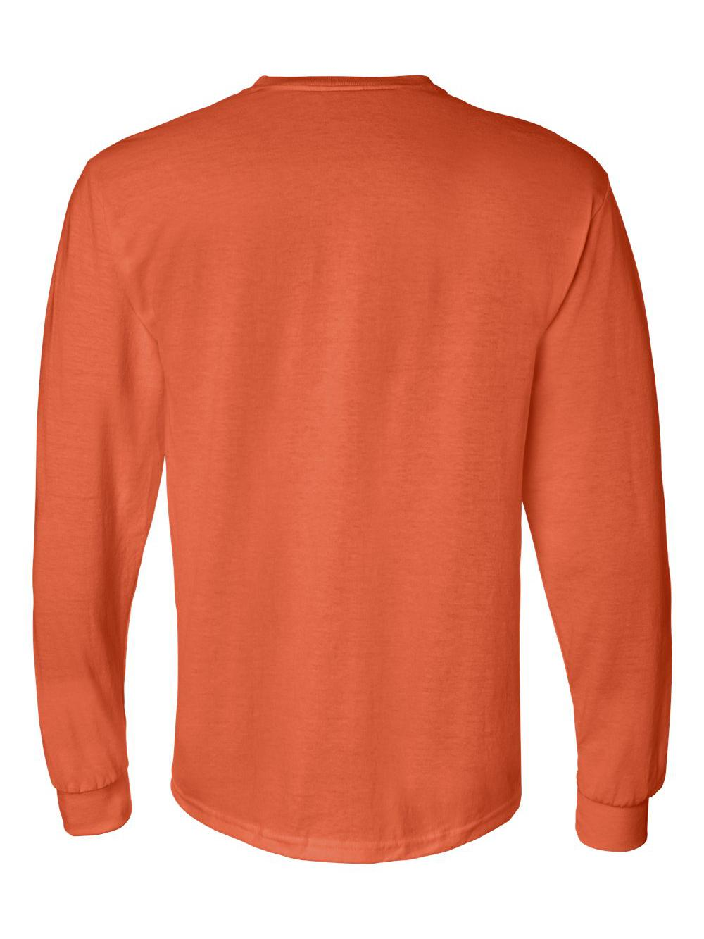 Gildan-DryBlend-50-50-Long-Sleeve-T-Shirt-8400 thumbnail 28