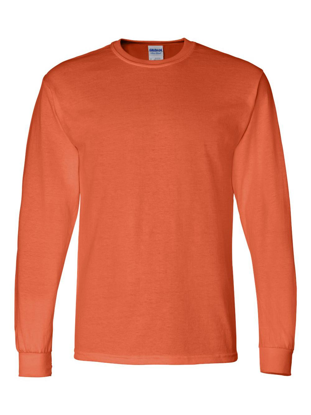 Gildan-DryBlend-50-50-Long-Sleeve-T-Shirt-8400 thumbnail 27