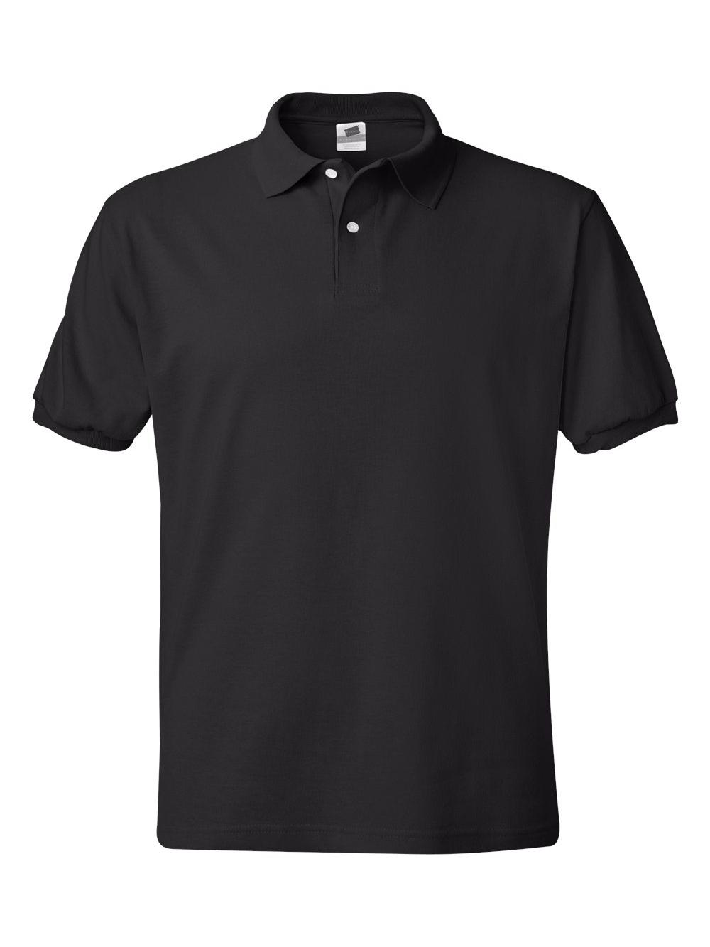Hanes-Ecosmart-Jersey-Sport-Shirt-054X thumbnail 6