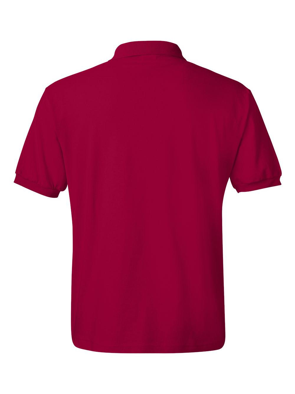 Hanes-Ecosmart-Jersey-Sport-Shirt-054X thumbnail 16