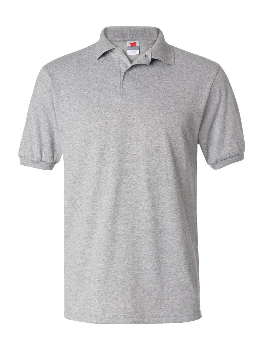 Hanes-Ecosmart-Jersey-Sport-Shirt-054X thumbnail 27