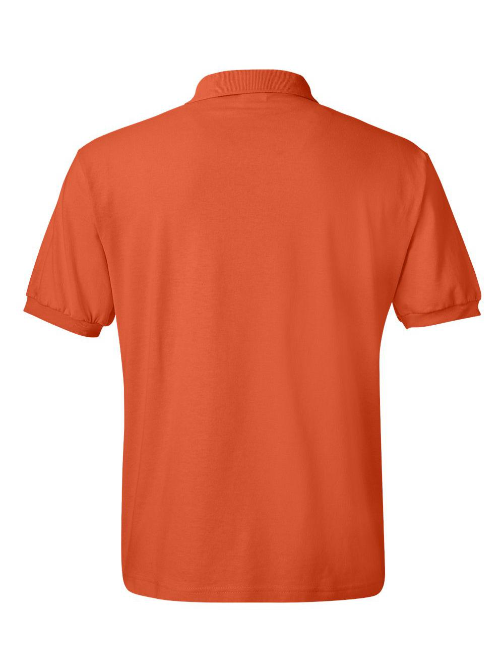 Hanes-Ecosmart-Jersey-Sport-Shirt-054X thumbnail 37
