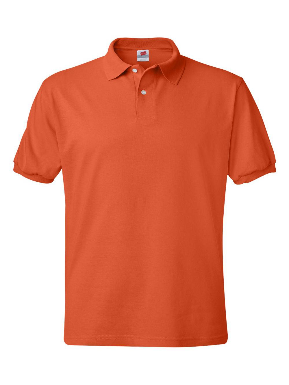 Hanes-Ecosmart-Jersey-Sport-Shirt-054X thumbnail 36