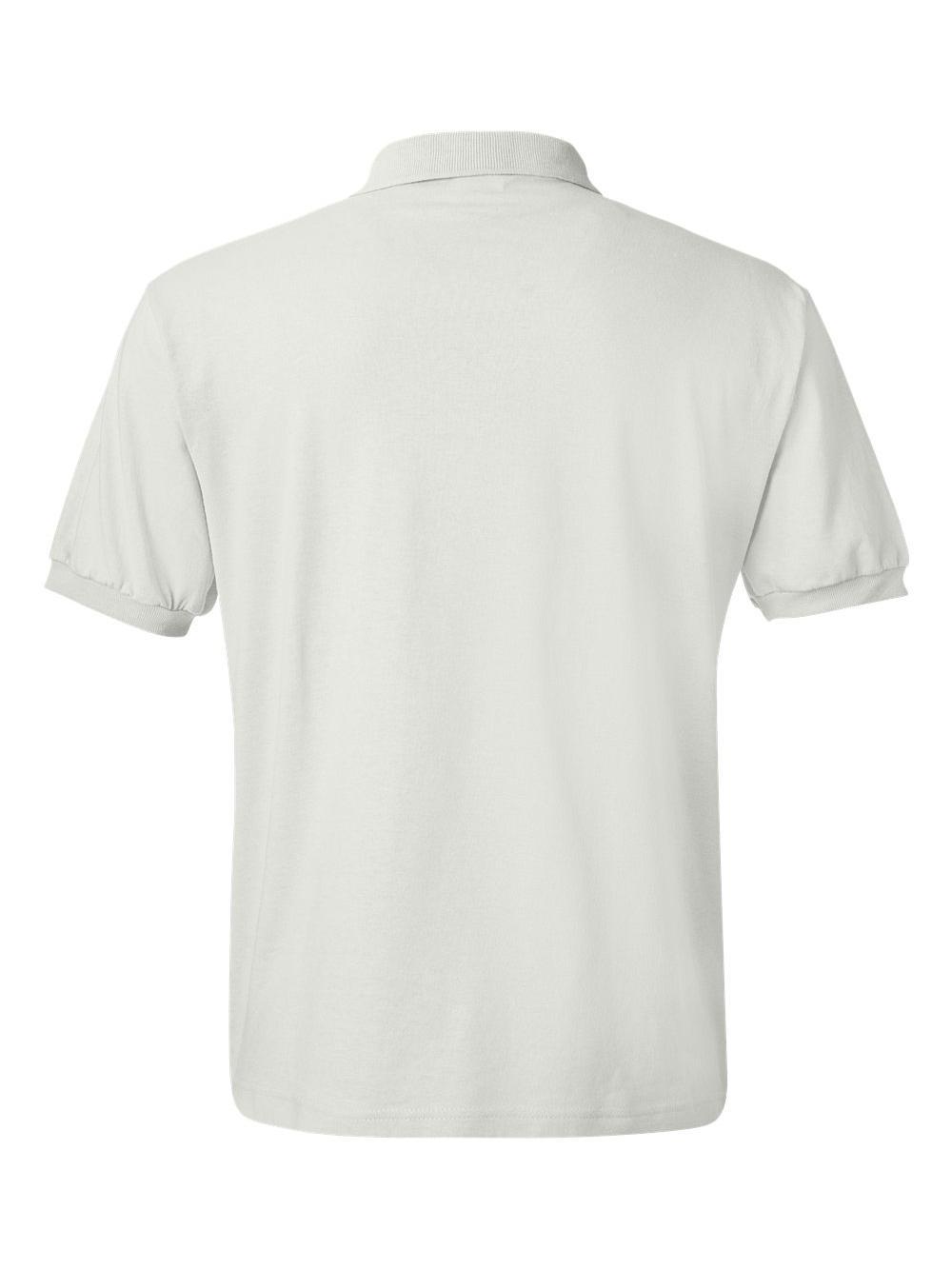 Hanes-Ecosmart-Jersey-Sport-Shirt-054X thumbnail 40