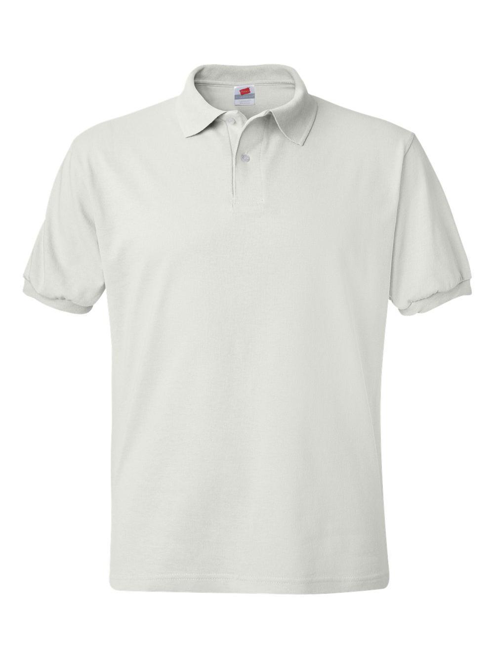 Hanes-Ecosmart-Jersey-Sport-Shirt-054X thumbnail 39