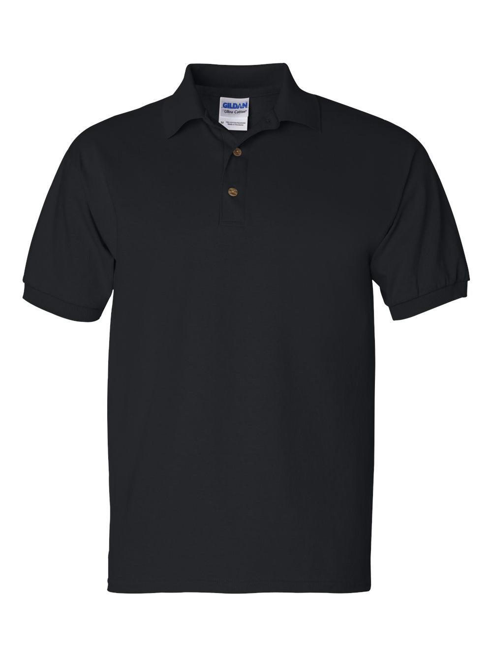 Gildan-Ultra-Cotton-Jersey-Sport-Shirt-2800 thumbnail 3