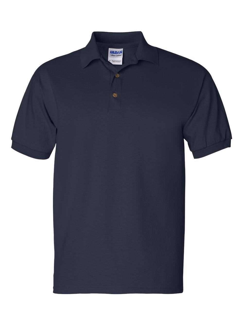 Gildan-Ultra-Cotton-Jersey-Sport-Shirt-2800 thumbnail 12